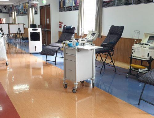 Blood Donation (Plazma) Camp