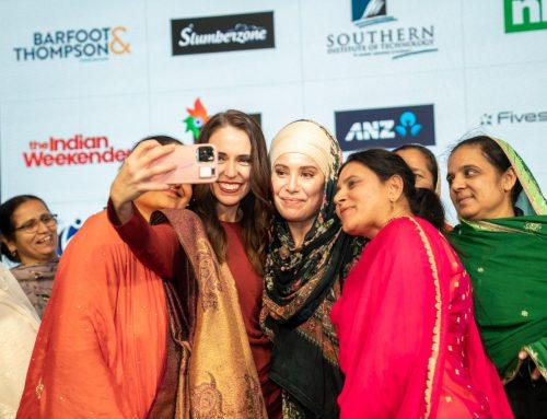 Winner of the inaugural Kiwi-Indian Community Organisation of the Year Award